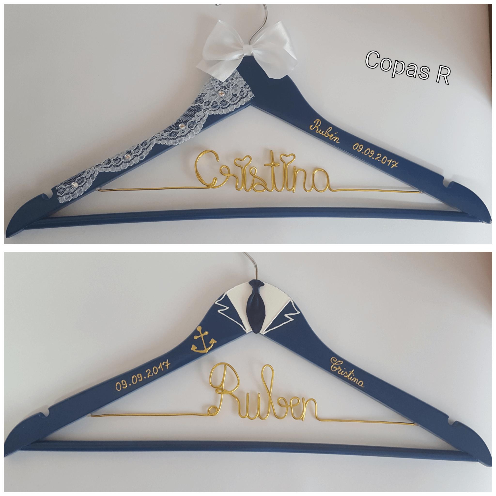 perchas personalizadas perchas personalizadas - perchas personalizadas 10 - Perchas personalizadas | perchas novios | perchas personalizadas boda