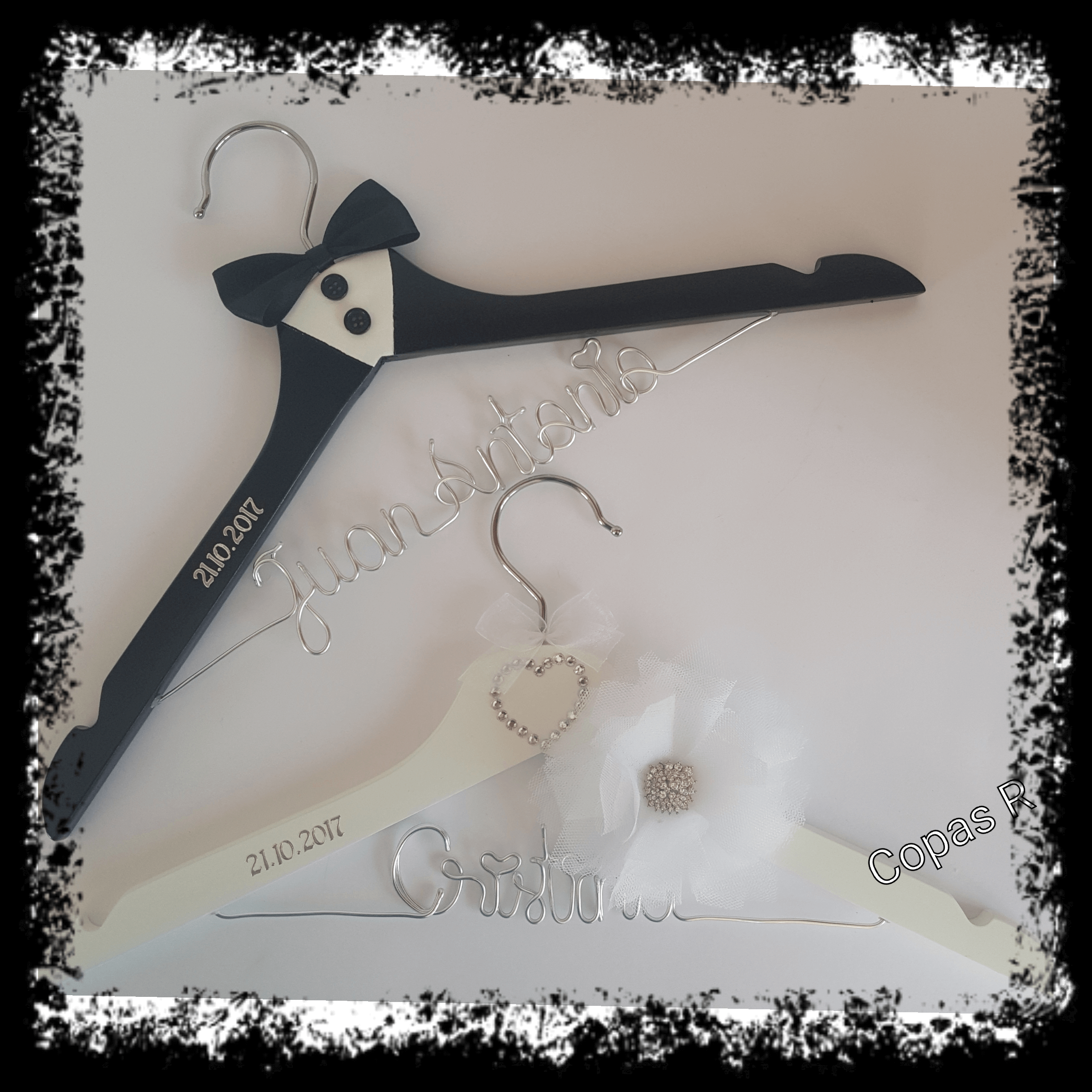 perchas personalizadas perchas personalizadas - perchas personalizadas 8 - Perchas personalizadas | perchas novios | perchas personalizadas boda