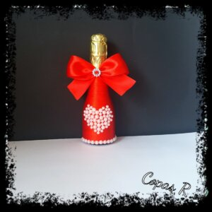 Bottelas decoradas botellas decoradas para bodas - Bottelas decoradas 1 300x300 - Botellas Decoradas