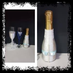 Botellas Decoradas botellas decoradas para bodas - Editor de Fotocollages viDTNt 300x300 - Botellas Decoradas