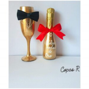 Botellas Decoradas botellas decoradas para bodas - FB IMG 1458824631582 300x300 - Botellas Decoradas