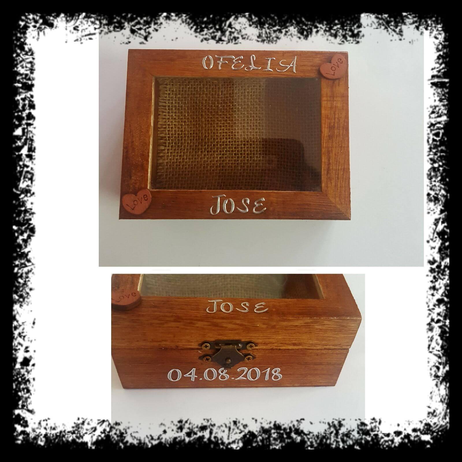 cajas de madera para arras cajas de madera para arras - cajas para arras 6 - Cajas de madera para arras – Caja para arras