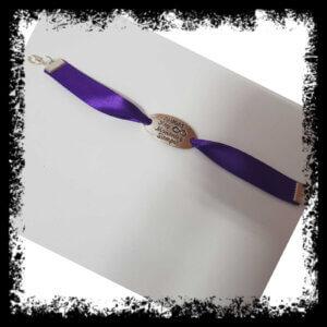 pulsera personalizada para primera comunion