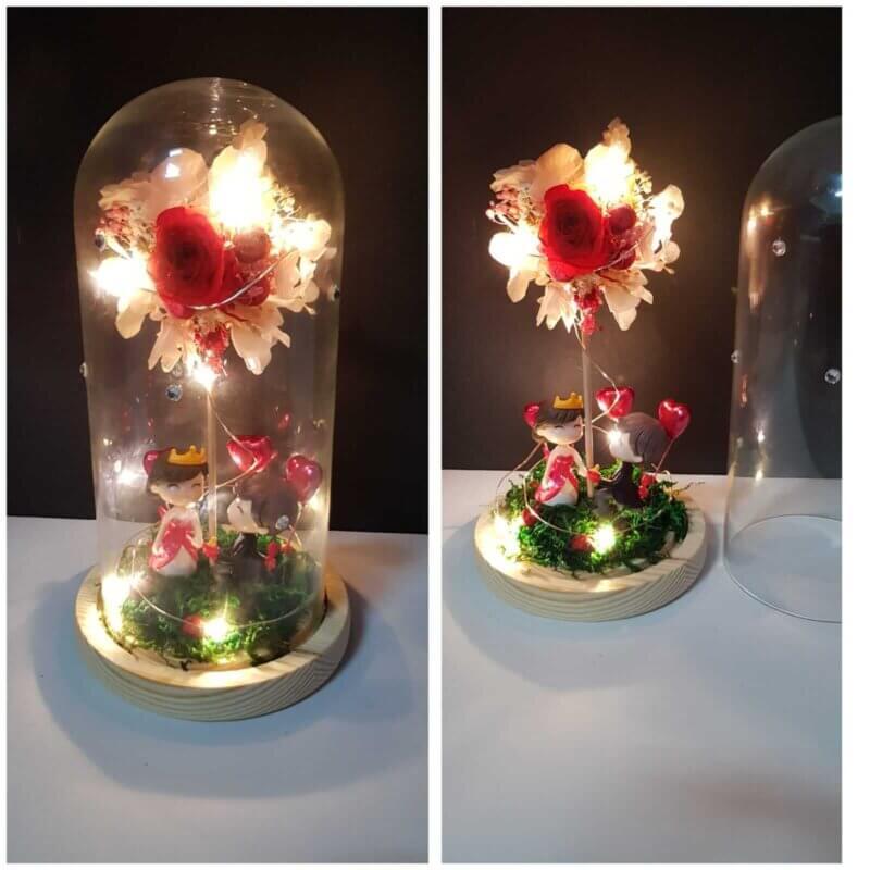 cupula de cristal