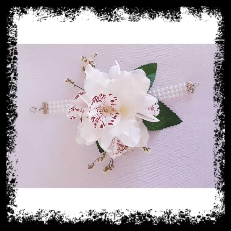pulseras damas de honor detalles para boda