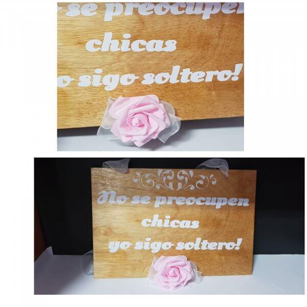carteles boda detalles boda