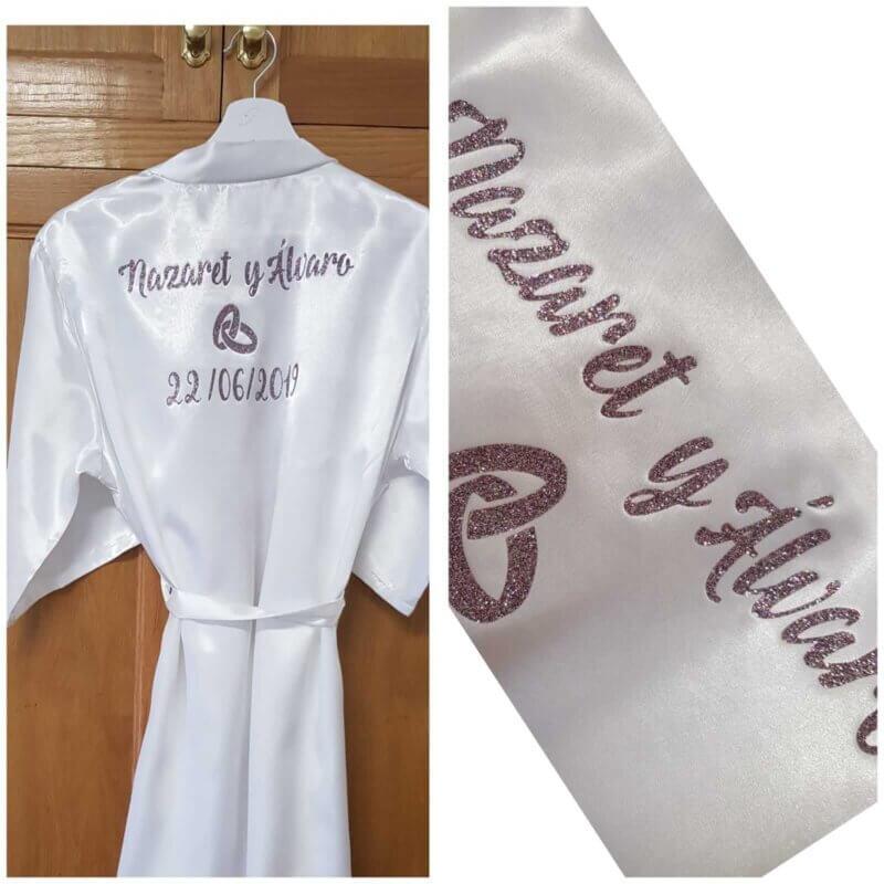 batas personalizadas Bata Personalizada Batas Personalizadas novia