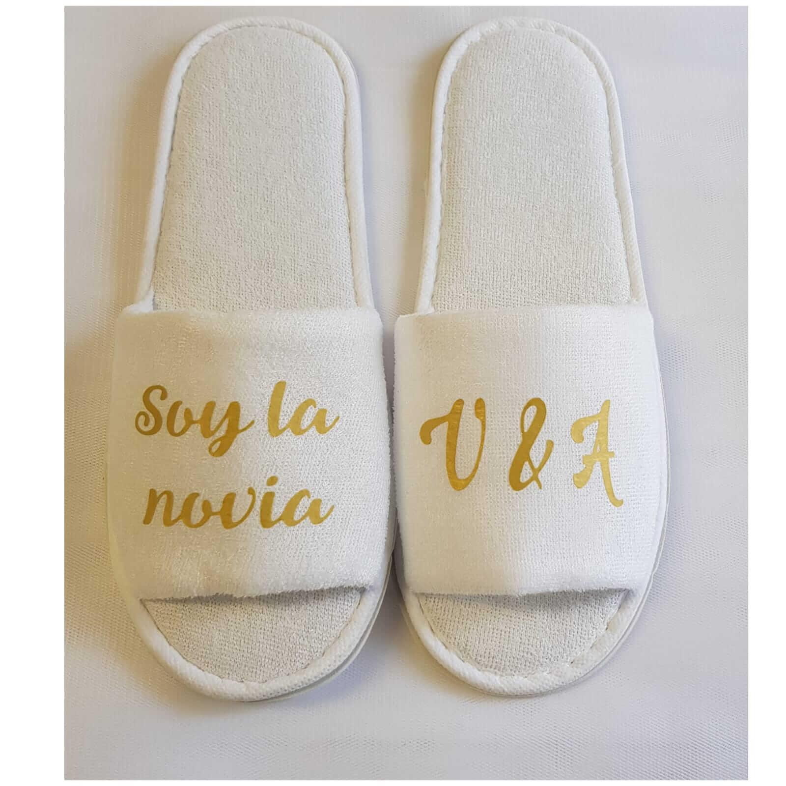 zapatillas personalizadas novia boda