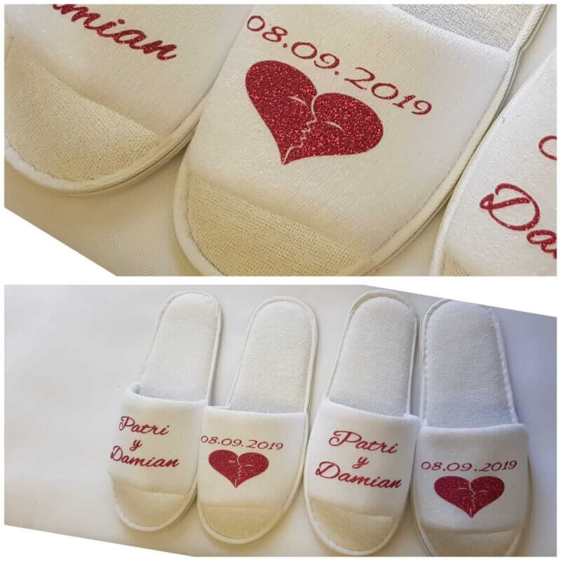 zapatillas personalizadas Zapatillas Personalizadas novia