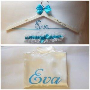 bata personaliza Batas Personalizadas Batas Personalizadas novia