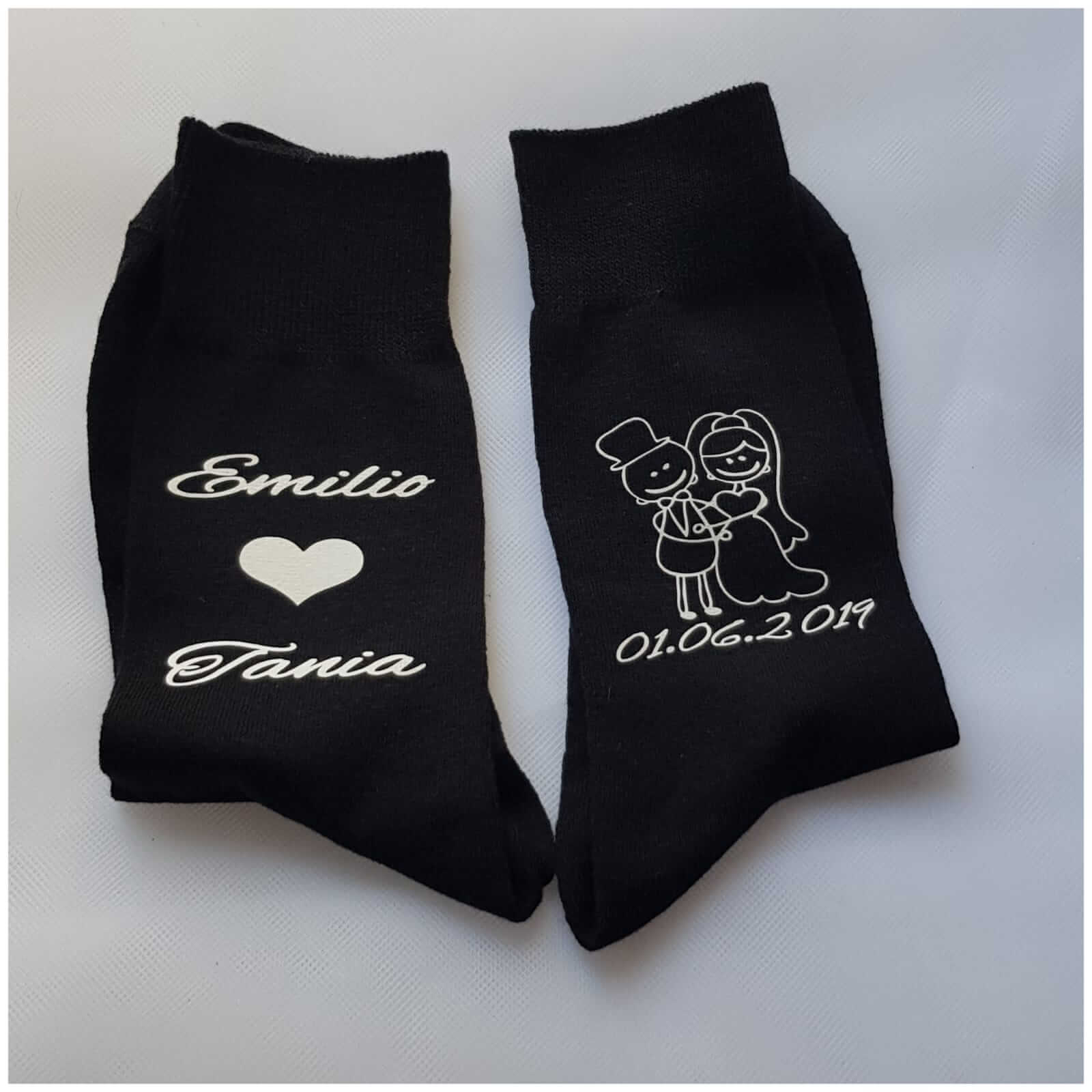 calcetines originales regalos personalizados porlanovia