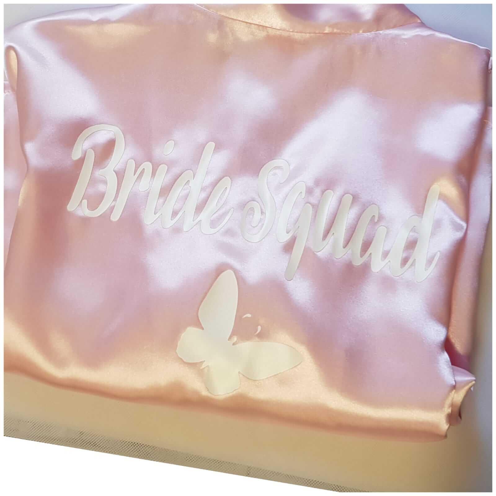 bata personalizada Batas Personalizadas novia batas damas de honor bata madre de la novia