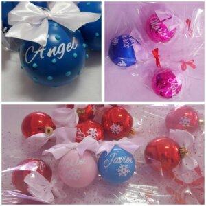 Bolas de navidad personalizadas | Bola de navidad batas de novia - bolas de navidad personalizadas bolas navide  as 2 300x300 - Batas de novia personalizadas –  Ligas de novia –  Regalos originales