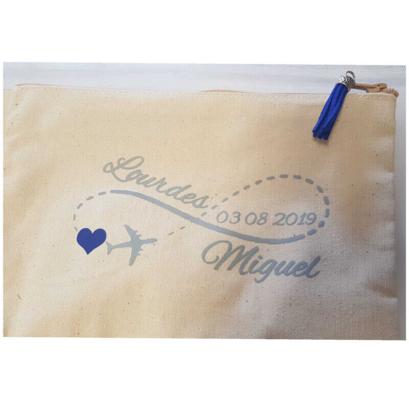 neceser personalizado | regalos personalizados | regalos para invitados