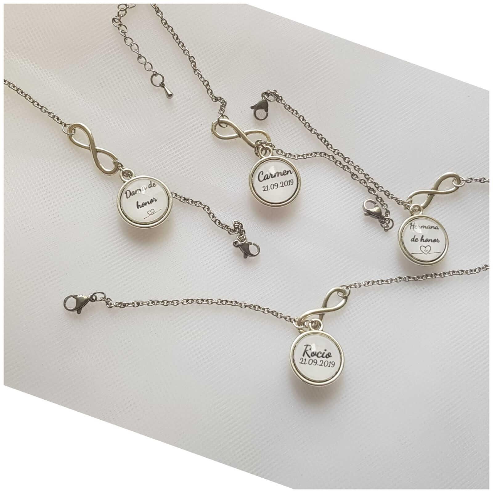 pulseras damas de honor pulseras damas de honor - pulseras damas de honor 2 - Pulseras damas de honor
