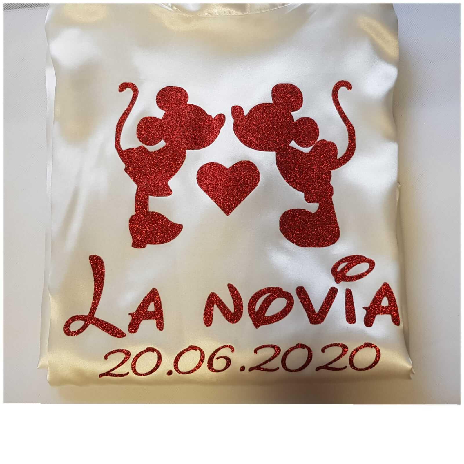 bata personalizada batas de novia - Batas de novia Batas Personalizadas 13 - Batas de novia | Bata personalizada