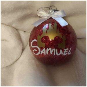 bolas de navidad personalizadas